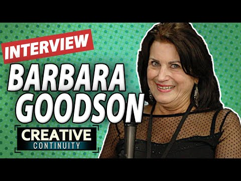 Barbara Goodson: voice actress; Rita Repulsa on Mighty Morphin Power Rangers  Creative Continuity