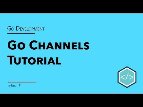 Go Basic Channels Tutorial thumbnail