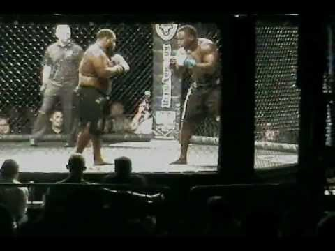 "Warfare Fighting Championships 6 Ruthless Joe Ray vs. Adrian ""A-train"" Henderson"
