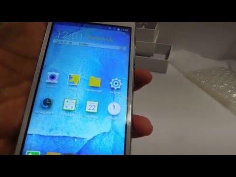 """Unlocked Phones 5.0"""" Anroid 5.1 Dual SIM Dual Standby MTK6580 Quad Core"""