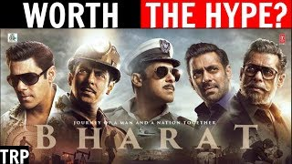Bharat Movie Review & Analysis | Salman Khan, Katrina Kaif, Sunil Grover