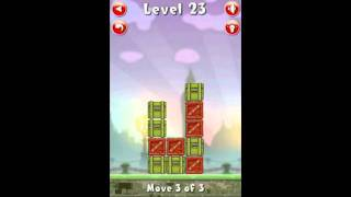 Move The Box London Level 23 Walkthrough/ Solution(Solution/ walkthrough for Level 23 of Move The Box London., 2012-03-01T09:33:46.000Z)