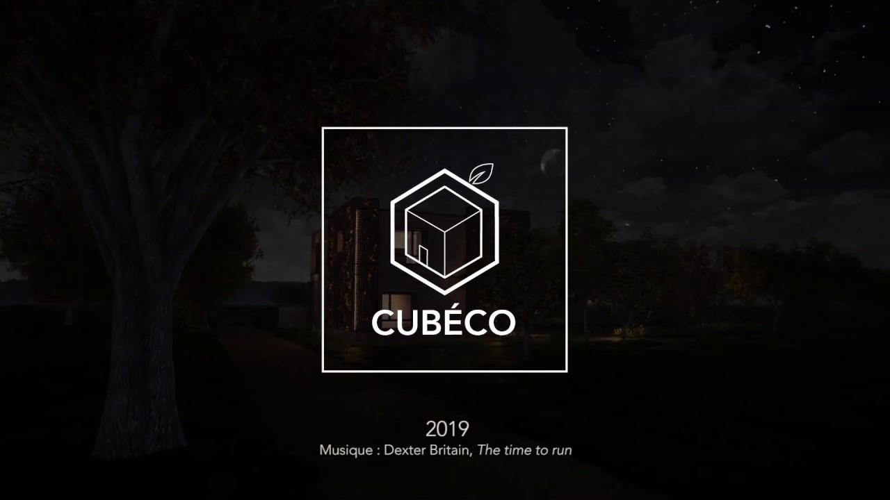 CUBÉCO : Visite virtuelle d'une maison