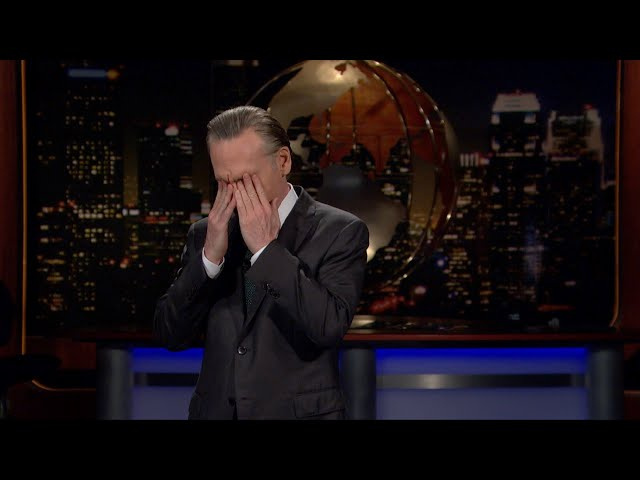 Monologue: From Flu to Coup | Real Time with Bill Maher (HBO)