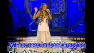 We belong together/ Fly like a bird - Mariah Carey (Karaoke)