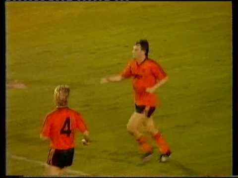 Coleraine v Dundee United - 1987-88 UEFA Cup