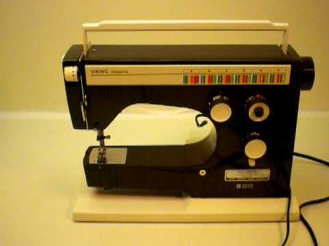 Viking 40 Husqvarna Sewing Machine Accessories AS IS USED YouTube Stunning Viking 6440 Sewing Machine