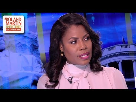 Omarosa Talks 'Unhinged,' Explains Why She Worked For Trump & Commits To Getting Him Out Of Office