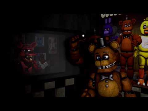 Stay away from me. (Fnaf sfm)