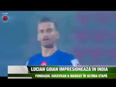 Sport Lucian Goian impresionează în India