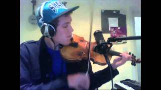 Nicki Minaj - Super Bass (VIOLIN COVER) - Peter Lee Johnson