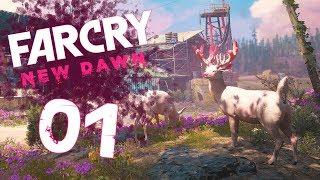 Far Cry New Dawn  | #01 | Szalone polowanie na Jelonki