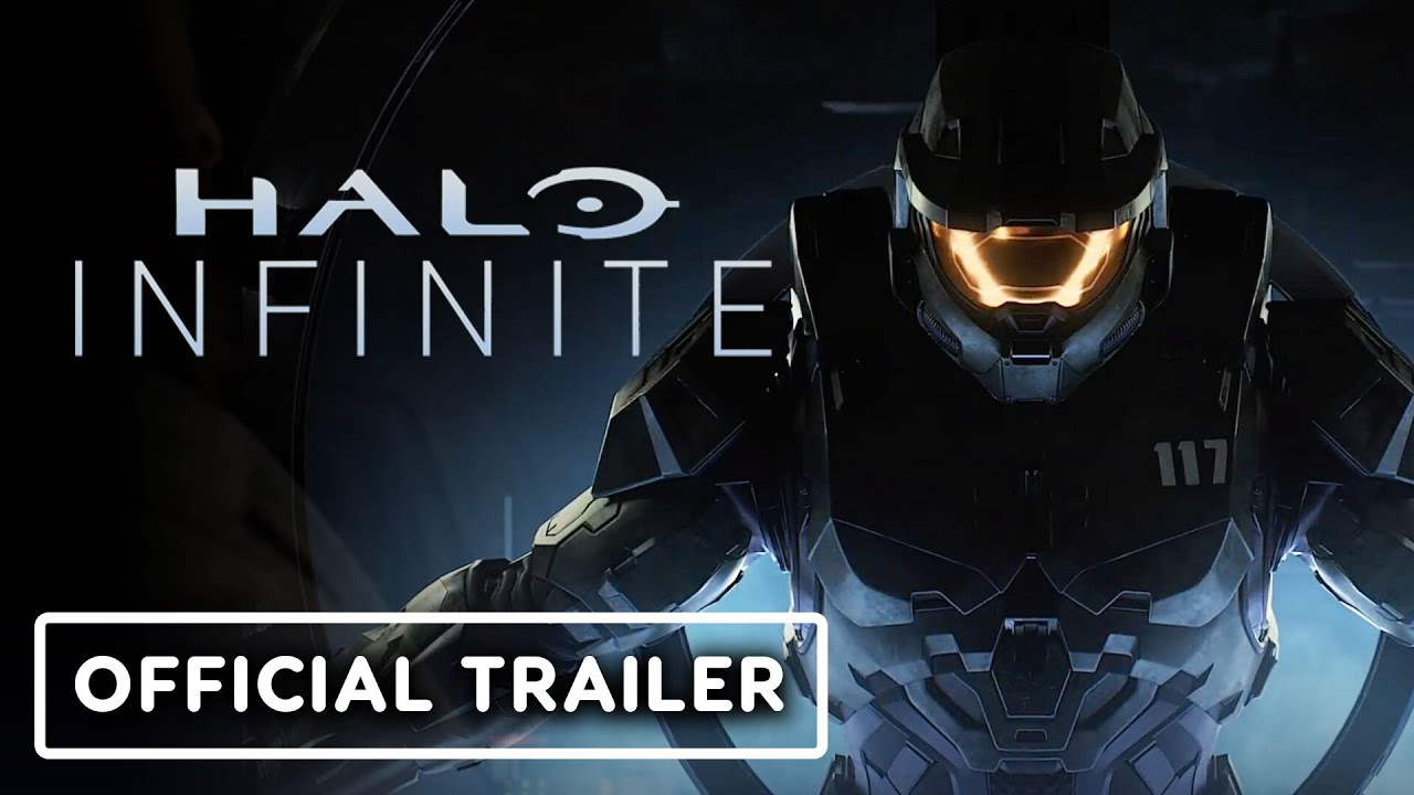 Halo Infinite Official Cinematic Trailer Xbox Showcase 2020 Youtube