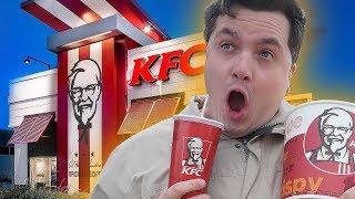 FØRSTE GANG PÅ KFC *vild reaktion*
