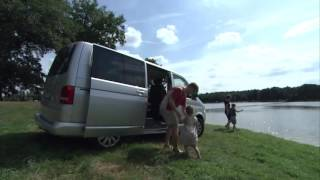 VW Transporter History
