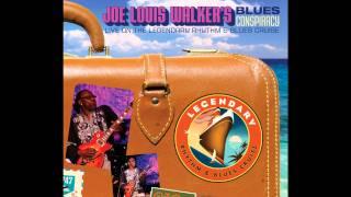 """Joe Louis Walker with Mike Finnigan - Slow Down """"GTO"""""""