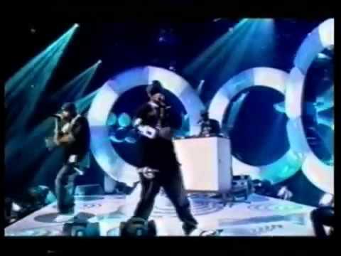 50 Cent & G-Unit - If I Can't  (Live @ Top of The Pops UK)