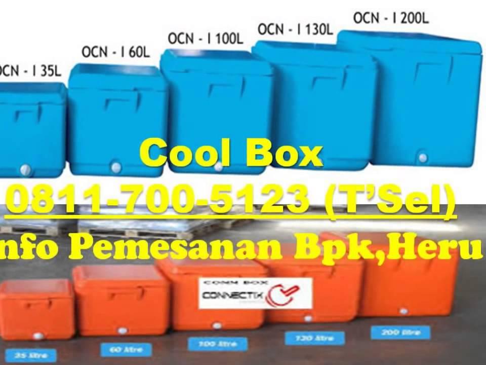 0811 700 5123 tsel jual cool box youtube. Black Bedroom Furniture Sets. Home Design Ideas
