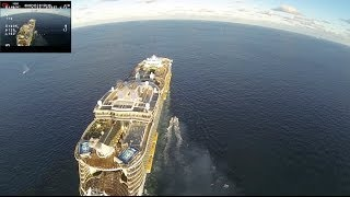 Dji Phantom and Cruise 2 UNCUT iOSD 2.3km+