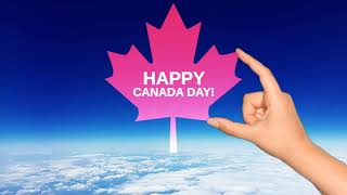Happy Canada Day 2020- Let's Celebrate Together. The Best Country In The World.