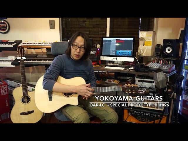 Yokoyama Guitars OAR-LC  - Special Proto Type -  #896