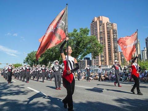 Calgary Stampede Parade 2016 Video 4 Youtube
