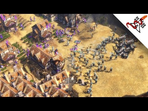 Age of Empires 3 - 3vs3 HAVE NO MERCY | Multiplayer Gameplay