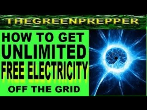 how to get free electricity for your home