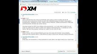 # Dica: Conta demo no Forex é legal? Perdi U$ 54 por causa dela