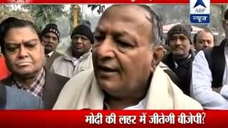 Nukkar Behas from Adarsh Nagar Assembly seat in Delhi