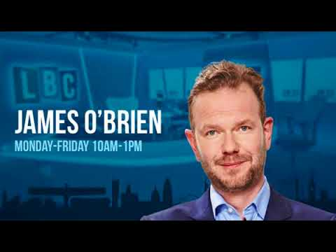 LBC UK 20-03-2018 James O'Brien on Brexit and Cambridge Analytica.