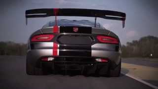 2016 Dodge Viper ACR Arrives