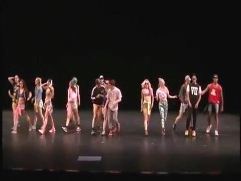 Танцы аризонских девушек