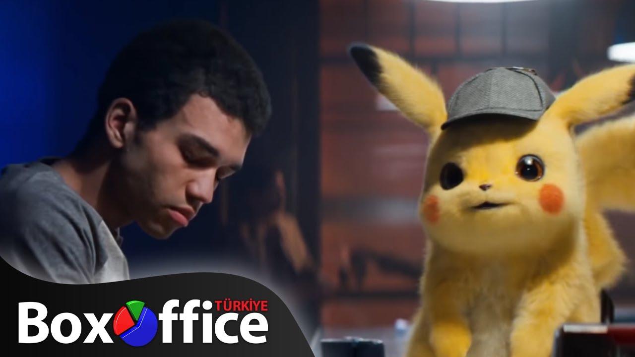 Pokémon Dedektif Pikachu: Fragman 2 (Türkçe Dublajlı)