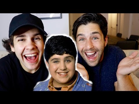 JOSH PECK TELLS ME ALL HIS SECRETS!!