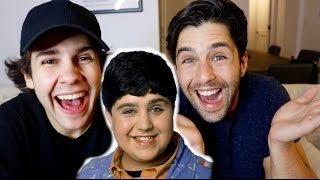 Video JOSH PECK TELLS ME ALL HIS SECRETS!! download MP3, 3GP, MP4, WEBM, AVI, FLV September 2017