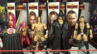 Wrestlemania 35 WWE Elite Figures Review