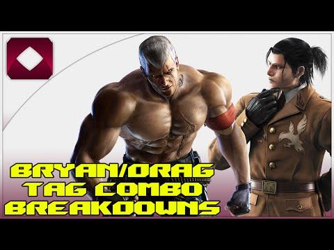 Tag Combo Breakdowns: Bryan/Dragunov [TTT2]