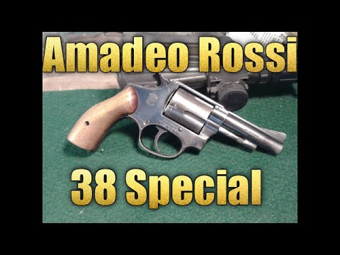 Amadeo Rossi 38 Special