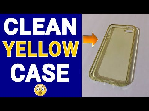 How To Clean Your Smartphone Transparent Back Case ?? Is It Possible ??