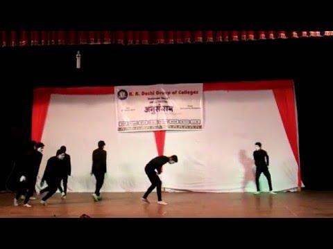 K.R. DOSHI College -  Mobile Mania Mime