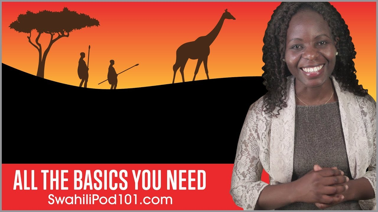 Download Learn Swahili in 30 Minutes - ALL the Basics You Need