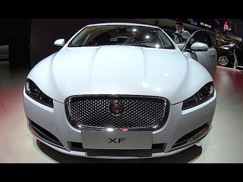 New Video Jaguar Xf 2016 2017 Interior Exterior