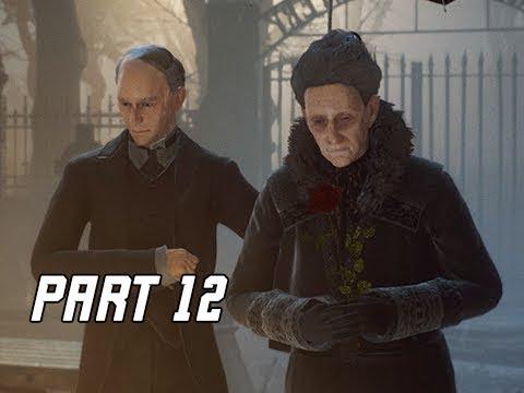 VAMPYR Walkthrough Gameplay Part 12 - Mother (4K Let's ...