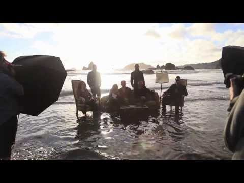 Tides, Behind the Scenes at the Cover Photo Shoot - Bethel Music