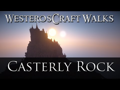WesterosCraft Walks Episode 18: Casterly Rock