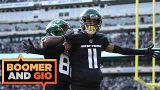 The Jets' SLIM win after Ficken's time expiring FG! | Boomer & Gio