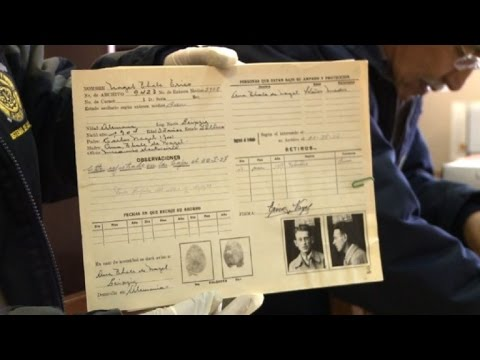 "El Schindler de Bolivia"", que salvó a miles de judíos"