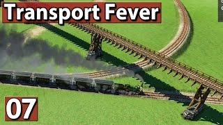 ÜBERFÜHRT! Transport Fever Gameplay deutsch #7