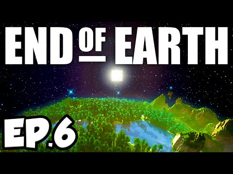 End of Earth: Minecraft Modded Survival Ep.6 - SMELTERY!!! (Steve's Galaxy Modpack)